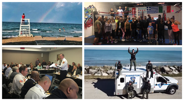 public safety 2018 collage