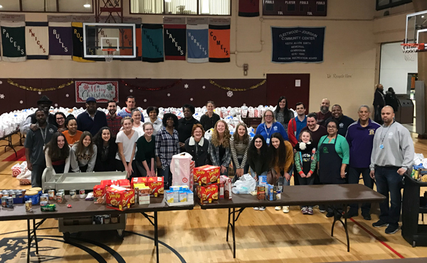 Holiday Food, Book and Toy Drive