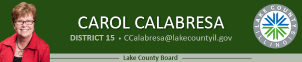 Carol Calabresa, District 15