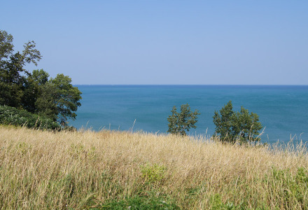 Fort Sheridan Bluff