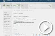 online appeal video 2017