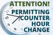 permit application hours change