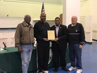 Wyatt Foss Park District proclamation