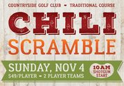 2018 Chili Golf Scramble
