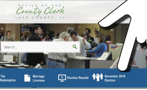 November Election Page