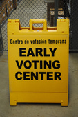 early voting center