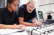 Engineering internship and job fair