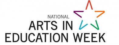 Arts Ed Week logo
