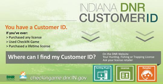 new license purchasing system, record fish, and deer bonus