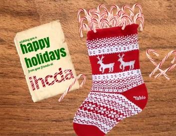 IHCDA Holiday Card
