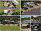 Wabash Riverfront Plaza Project