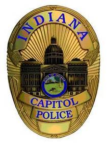 Captial Police Badge