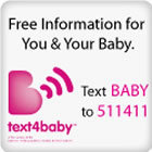 OWH dec text for baby image