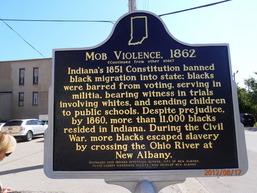 Mob Violence marker