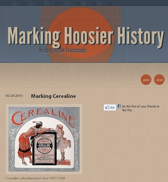 Marking Hoosier History screencap