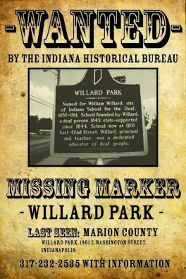 Where is Willard Park?