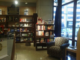 New Reading Nook in the IHB Book Shop