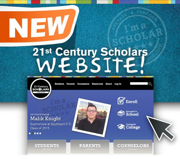 New Scholars Web