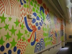 columbus mural