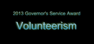 Gov Serv Award Volunteerism
