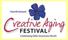 creative aging logo