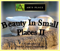 small places logo