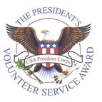 Pres Volunteer Service Award
