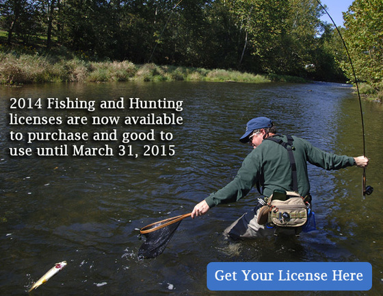 2014 indiana fishing hunting licenses now valid for Fishing license indiana