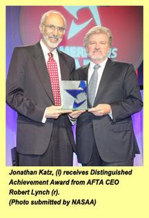 katz honored