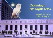 Genealogy for Night Owls