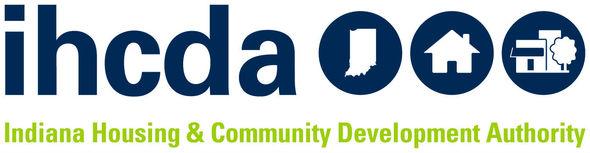 IHCDA Logo Masthead