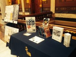IHB African-American History Display, Indiana State House