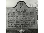 Indian School Marker