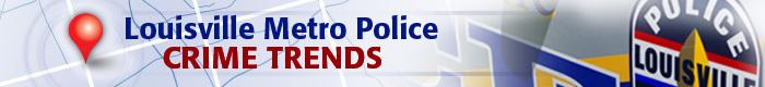 LMPD Crime Trends