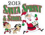 Santa Sprint and Stroll