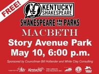 Shakespeare in Park