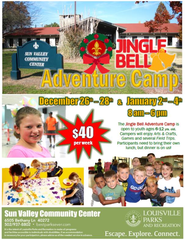 Jingle Bell Camp