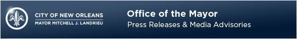 Office of the Mayor Press Releases & Media Advisories