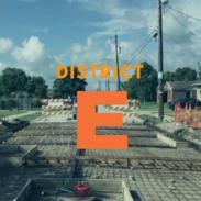 district e
