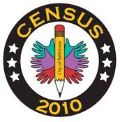 2010 Census Campaign Logo