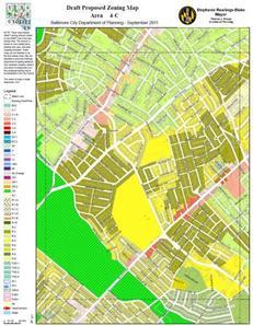 Sample Zoning Map