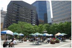 Photo of Center Plaza