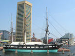Image of USS Constellation