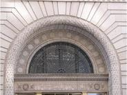 Image of Architectural Details on Equitable Building