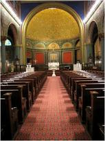 Image of St. Marks Evangelical Church Interior