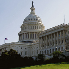 IMAGE: The United States Capitol (Photo by Sue Waters, Creative Commons License)