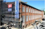 Photo of Mill #1 Development in Progress