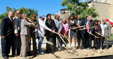 Picture of Groundbreaking ceremony
