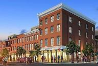 Drawing of future Marketplace at Fells Point