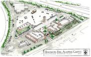 Drawing of Future Fire Academy